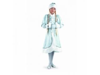 Детские костюмы Деда Мороза, Снегурочки, Снежинки и Снеговика