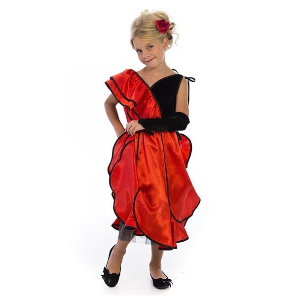 Маскарадный костюм Испанка арт. 102 008 122