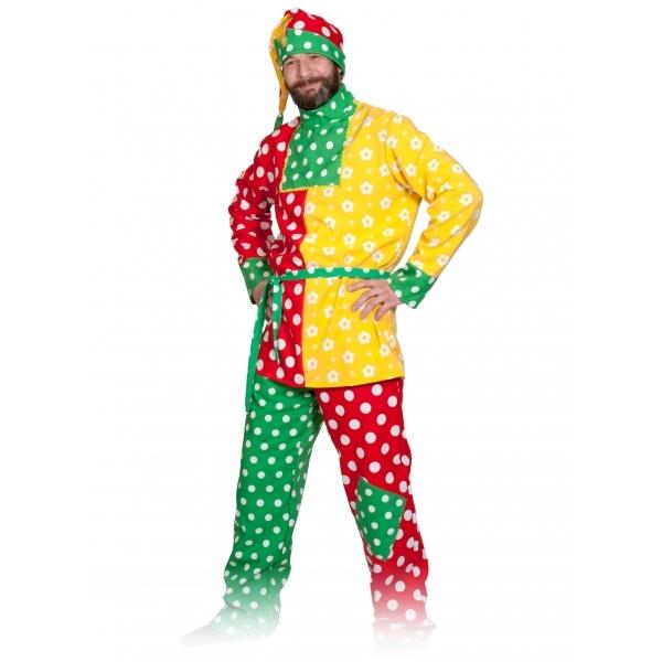 Карнавальный костюм Петрушка k1059