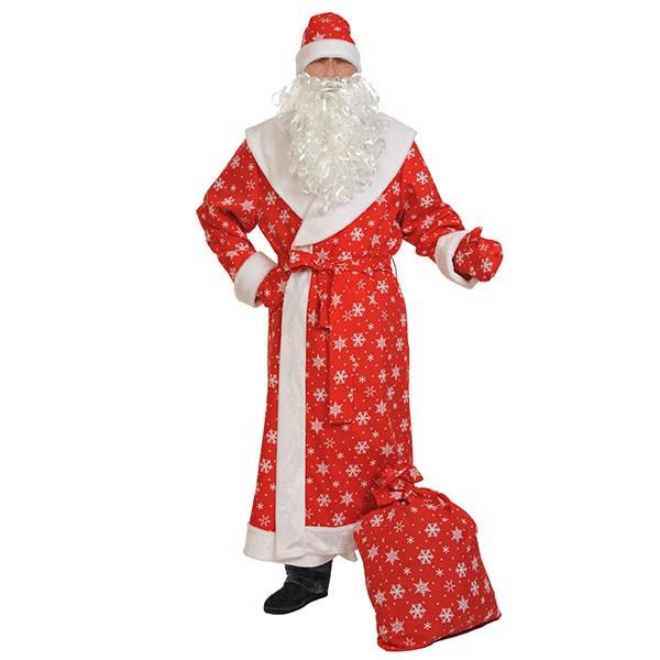 Костюм Дед Мороз k1063