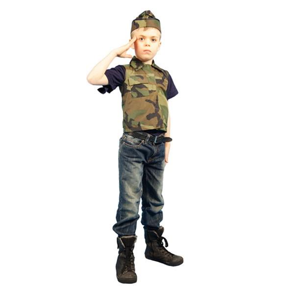 Карнавальный костюм Солдат арт 108 024