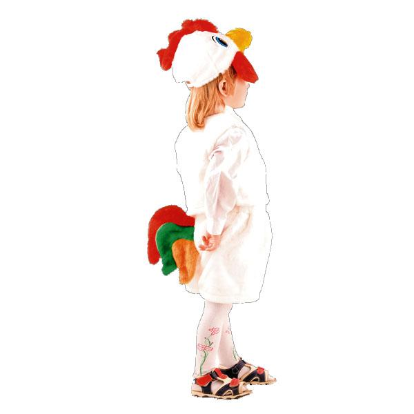 Карнавальный костюм Петушок мех