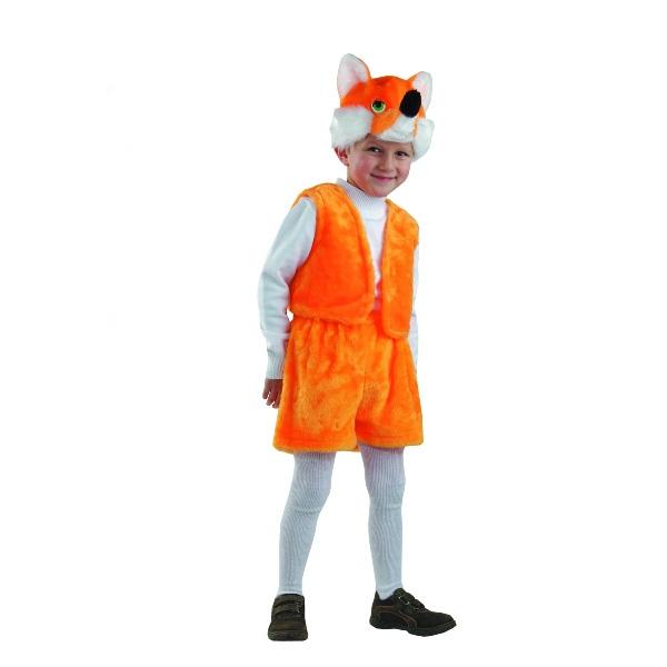 Маскарадный костюм Лисенок