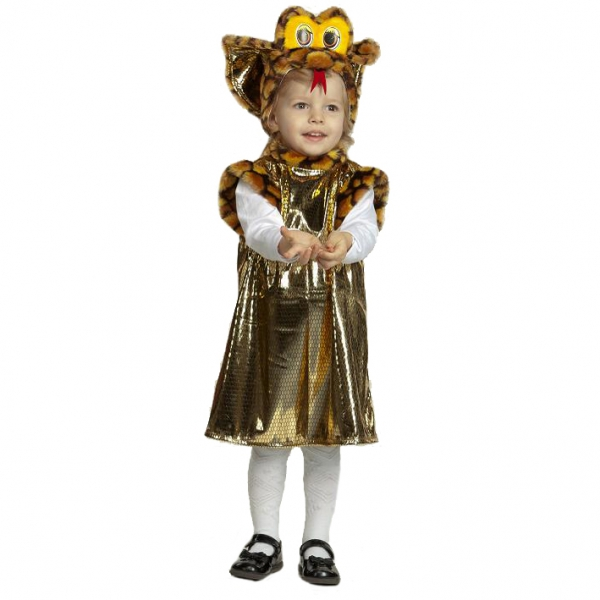 Карнавальный костюм Коброчка (шёлк)