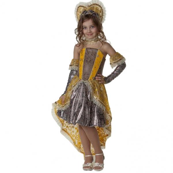 Карнавальный костюм Змейка-Принцесса