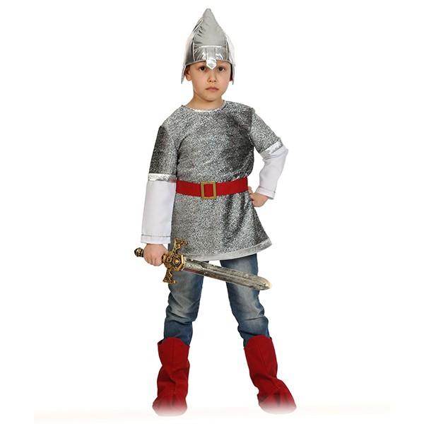 Карнавальный костюм Богатырь Алёша k5119