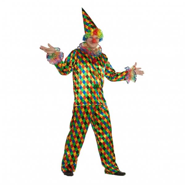 Карнавальный костюм Арлекино