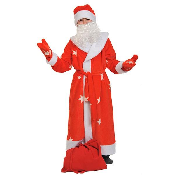 Костюм Дед Мороз k7001
