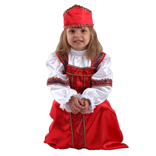 Карнавальный костюм Марья-искусница арт.7006