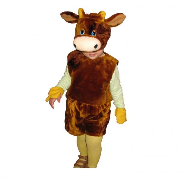 Маскарадный костюм Бычок арт. 7С-856