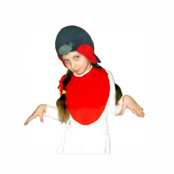Маскарадный костюм Снегирь арт. 7C-921