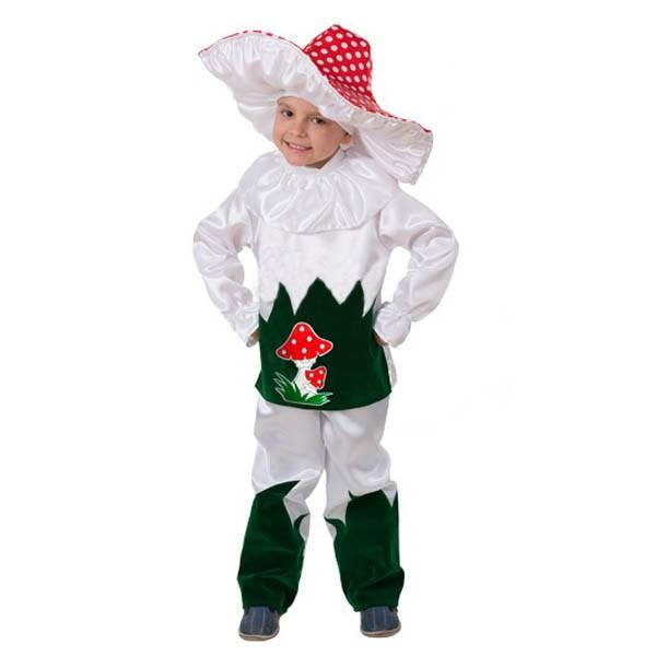 Карнавальный костюм Грибок