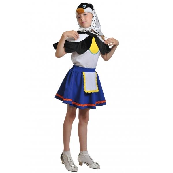 Карнавальный костюм Сорока-Белобока k8012