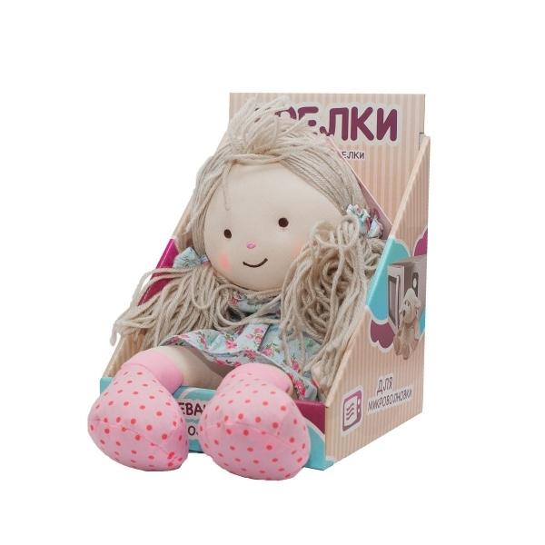 Кукла-грелка Warmhearts Оливия