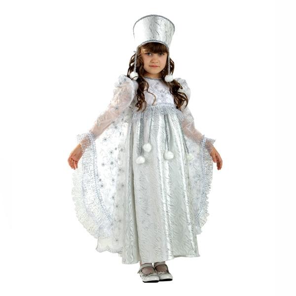 Карнавальный костюм Зима Морозная