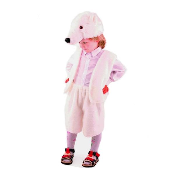 Карнавальный костюм Медведь полярный