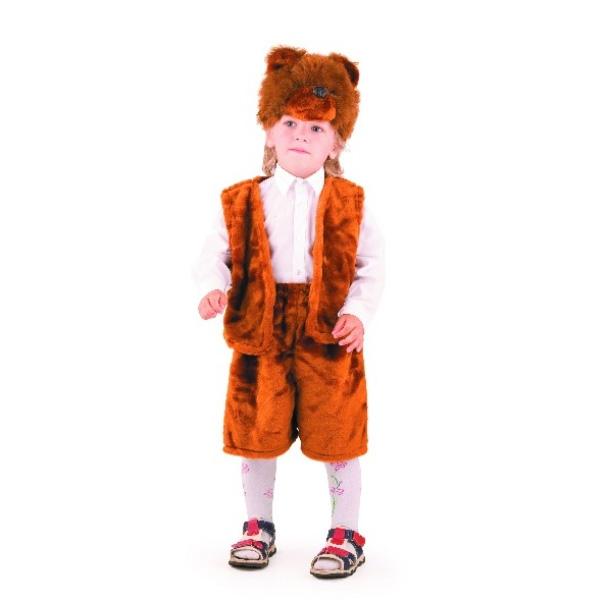 Карнавальный костюм Медведь Топтыгин