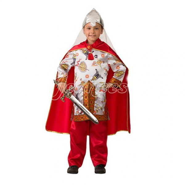 Костюм Богатырь сказочный