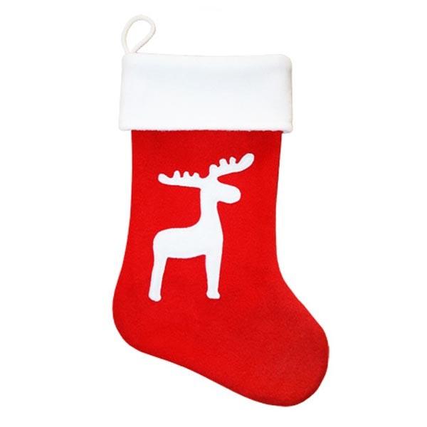 Носок для рождественских подарков арт CHF28-1K
