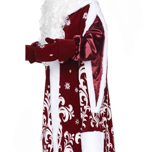 Карнавальный костюм Дед Мороз Боярский