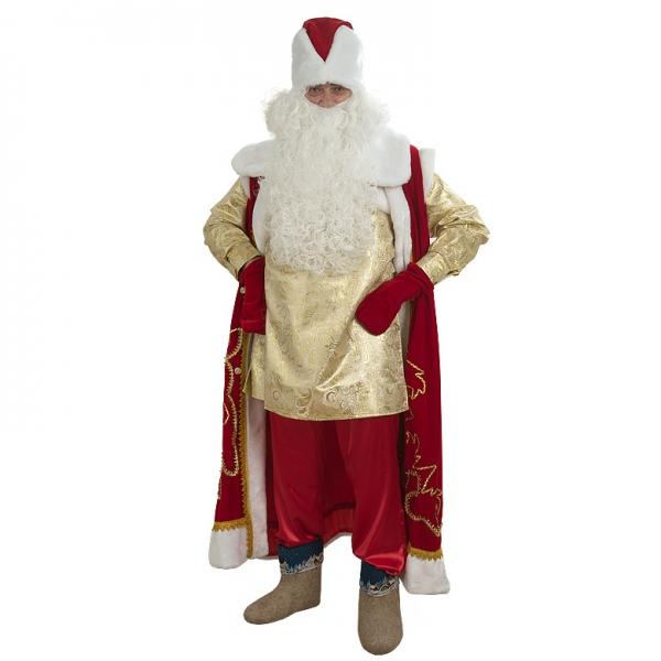 Костюм Дед Мороз с рубахой