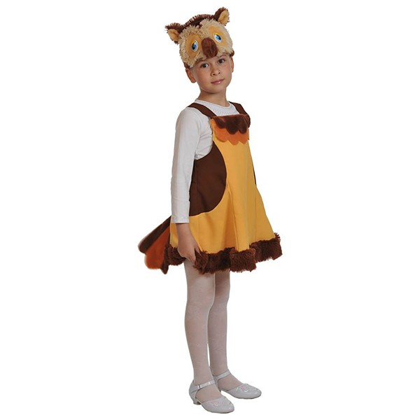 Карнавальный костюм Сова K2063