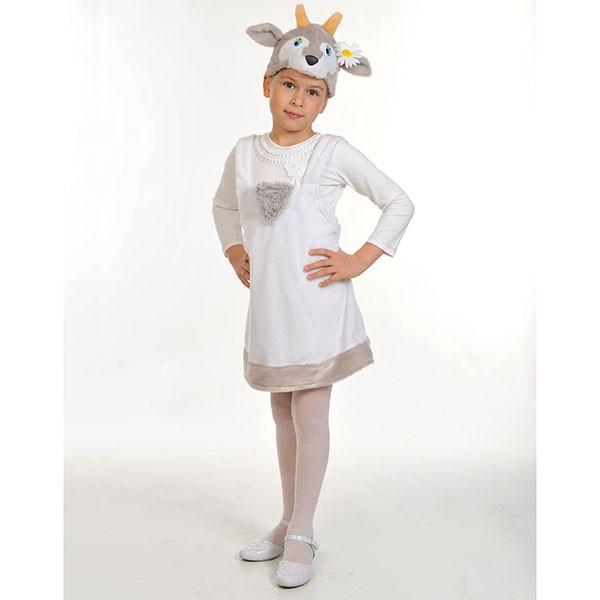 Карнавальный костюм козочка k3048