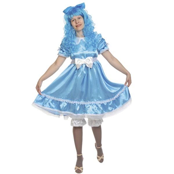 Карнавальный костюм Мальвина K1014