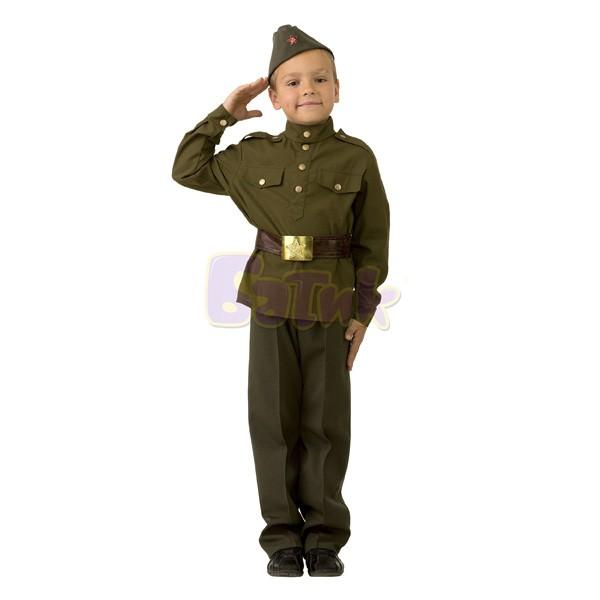 Карнавальный костюм Солдат 8008