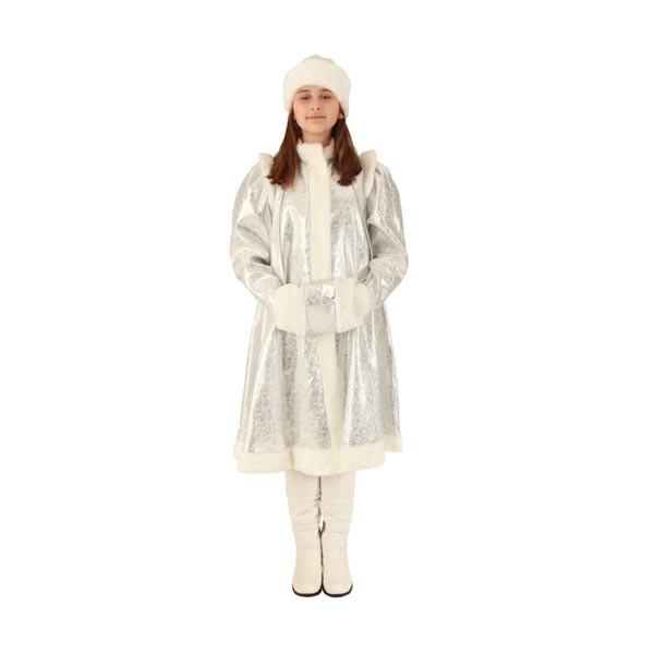Карнавальный костюм Снегурочка арт. 104010164