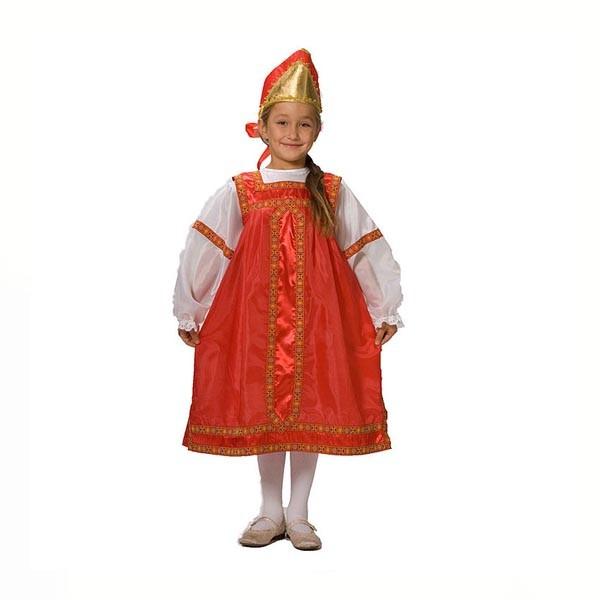 Карнавальный костюм Василиса арт. 102 007 164