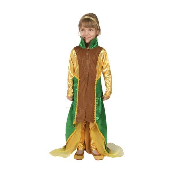 Карнавальный костюм Змея Золотая арт 103034104