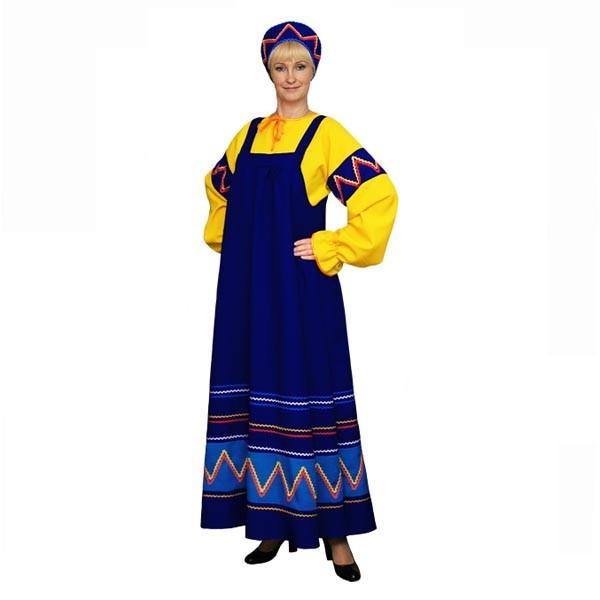 Карнавальный костюм Ульяна арт KKVd-3-28sg