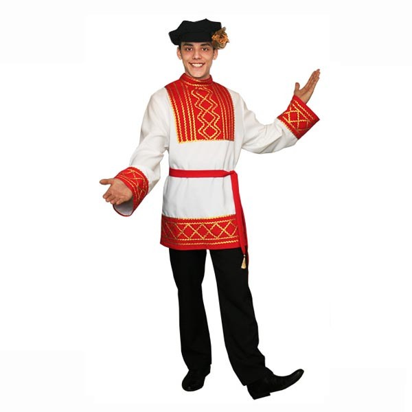 Карнавальный костюм Ярослав арт KKVm-3-48k-z
