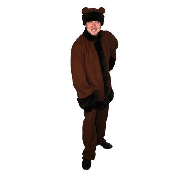Карнавальный костюм Медведь арт KKVm-5kor