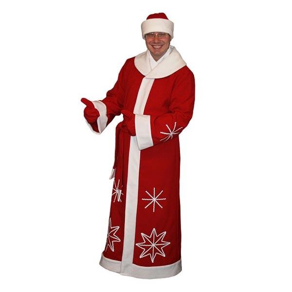Карнавальный костюм Деда Мороза арт M-48k