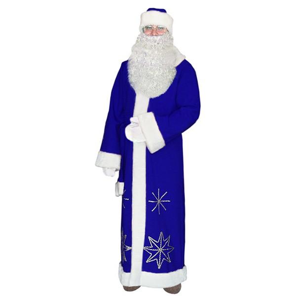 Карнавальный костюм Деда Мороза арт M-7s