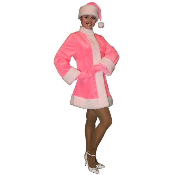 Карнавальный костюм Подружка Санты мини арт MKm-6r