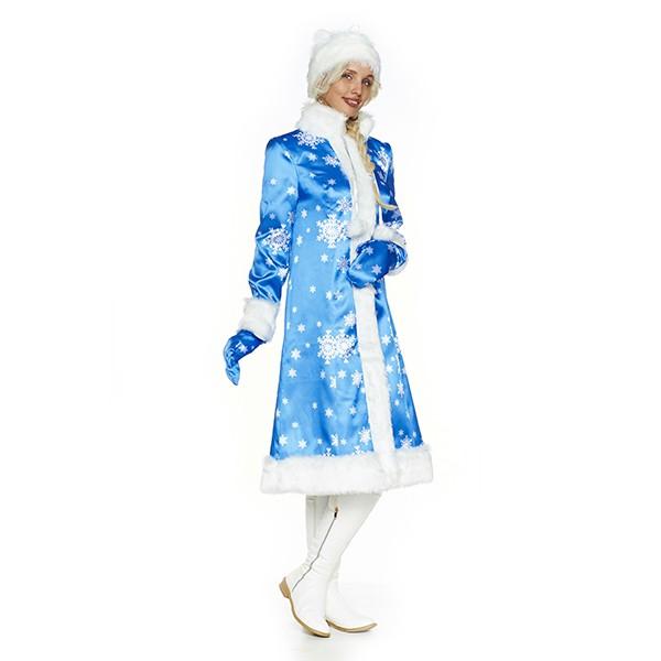 Карнавальный костюм Снегурочка Полярная ночь