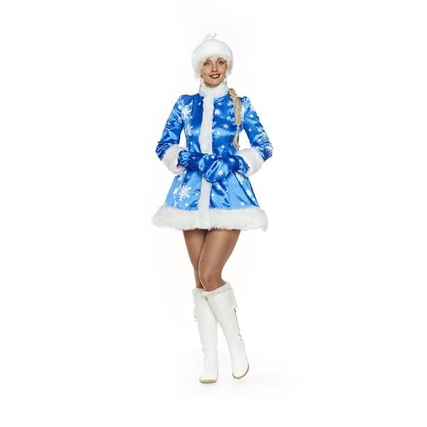 Карнавальный костюм Снегурочка Грация