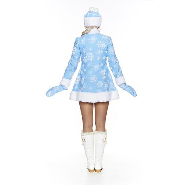 Карнавальный костюм Снегурочка Нежность