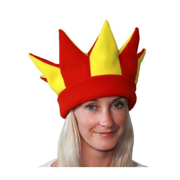 Карнавальная шапка Арлекин арт SHA-2