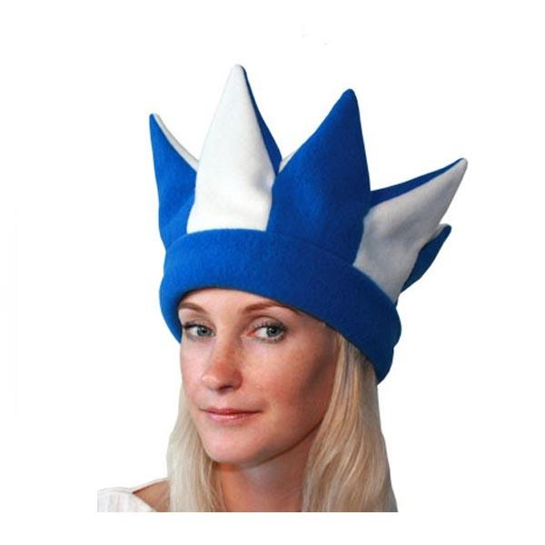 Карнавальная шапка Скомороха арт SHA-4