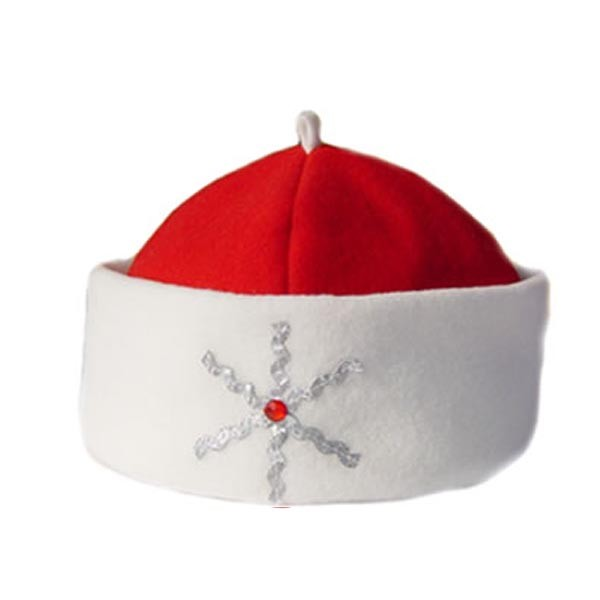 Шапка Деда Мороза арт SHM-2k