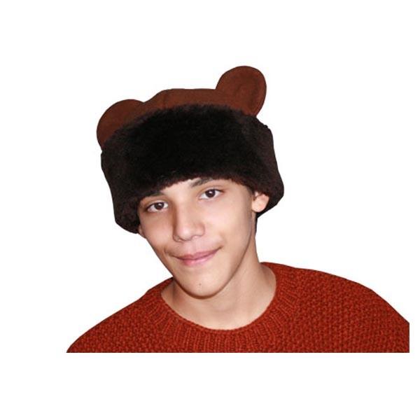 Карнавальная шапка Медведя арт SHV-5kor