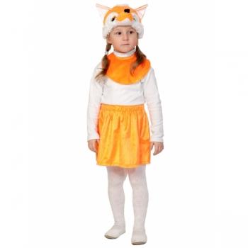 Карнавальный костюм Лисичка k01-3008