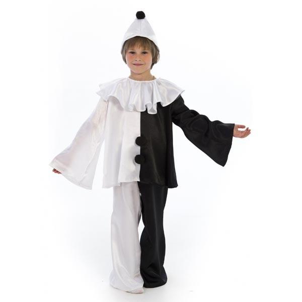 Маскарадный костюм Пьеро арт 101 014 122