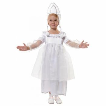 Маскарадный костюм Снежинка сверкающая арт. 102028116