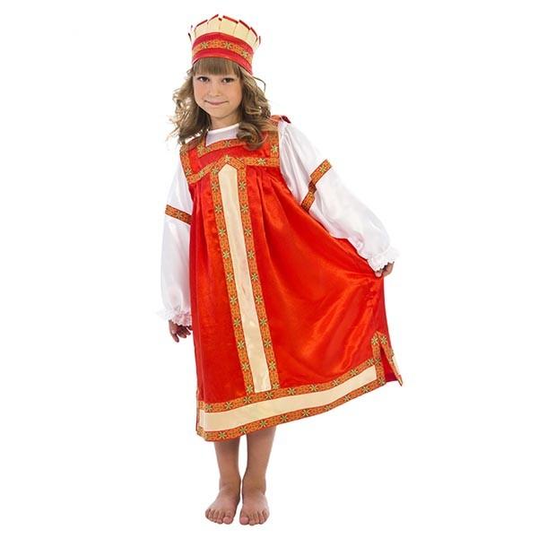 Маскарадный костюм Аленушка арт. 102 031 110