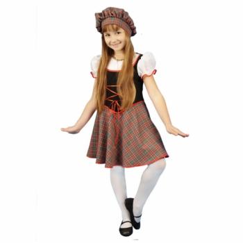 Маскарадный костюм Шотландка арт. 102 024 104